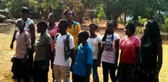 ザンビアチーム